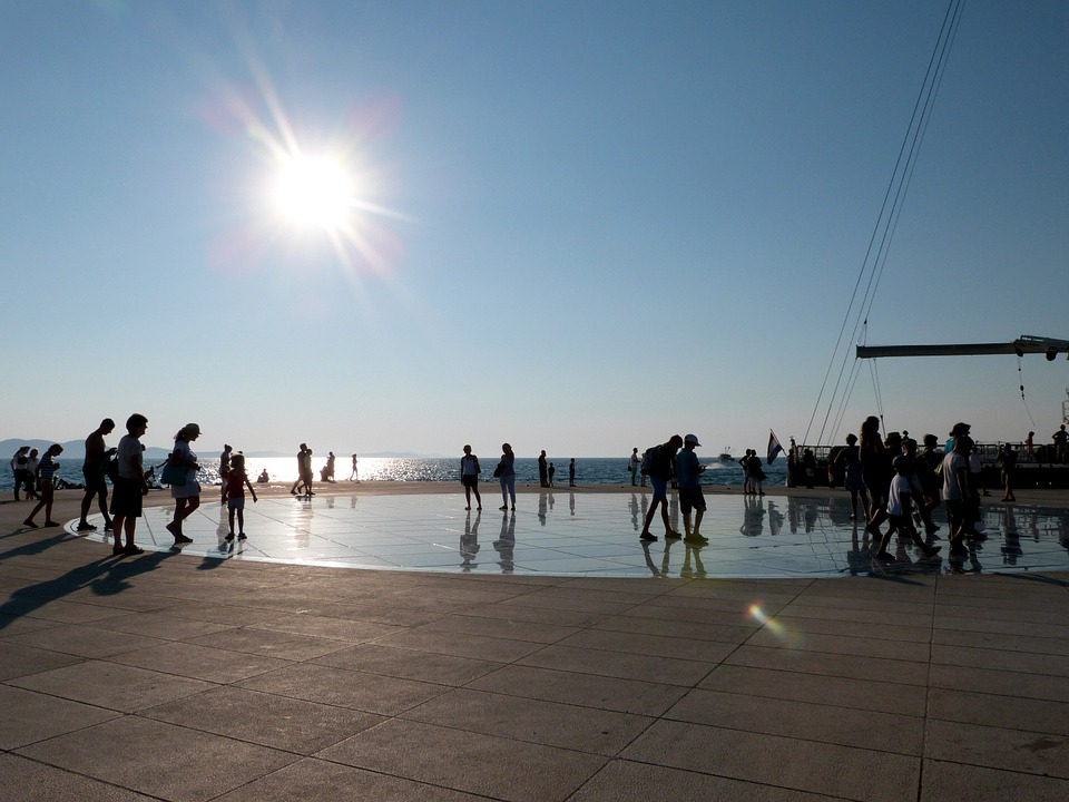 Pogoda w Zadarze - całoroczna prognoza